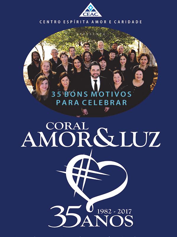 Coral Amor e Luz